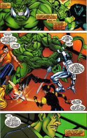 Sunfire & Big Hero Six #2-Disfunction Within Giri's Walls!