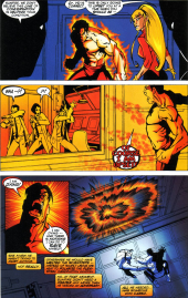 Sunfire & Big Hero Six #2-I Am Calm!