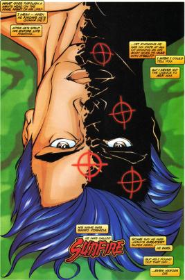 Sunfire & Big Hero Six #2-Medical Examination Time!