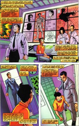 Sunfire & Big Hero Six #2-Preparation Through Information!