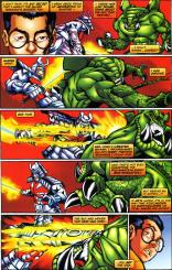 Sunfire & Big Hero Six #2-Tussle Between Good & Redemption!