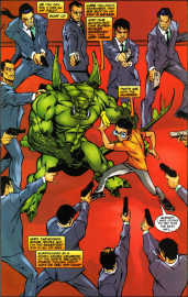 Sunfire & Big Hero Six #2-Unexpected Return!