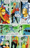 Sunfire & Big Hero Six #3-A Plan To Come Together On!