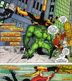 Sunfire & Big Hero Six #3-Super Saving!