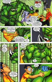 Sunfire & Big Hero Six #3-We Can't Leave Now!