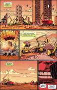 robocop-citizen's arrest #3-boom goes the ruins!