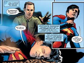 D.O.S. Issue #1-I'll Be OK, General!