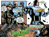 D.O.S. Issue #1-Metallo's Rage!
