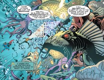 D.O.S. Issue #11-A Simplistic Villain Plan!