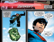D.O.S. Issue #12-Don't Tempt Me, Luthor!