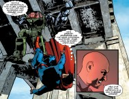 D.O.S. Issue #12-I'm Better Than The Kryptonian Menace!