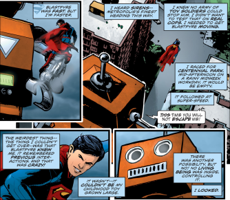 D.O.S. Issue #3-How To Deal With This Mechanized Terror!