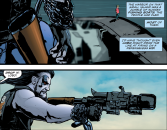 D.O.S. Issue #4-Time To Take Aim!