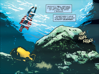 D.O.S. Issue #4-Unaware Of Submerged Terror!