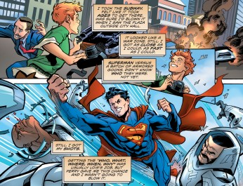 D.O.S. Issue #5-Capturing The Day Getting Saved!
