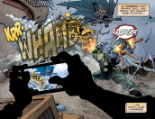 D.O.S. Issue #8-Some Bat-Action In Metropolis!