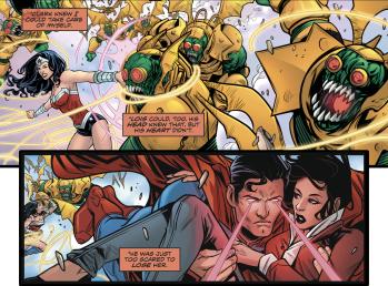 D.O.S. Issue #9-Romantic Ret-Con!