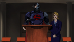 Cyborg Superman-A Tribute To The Fallen, But With An Offer For The Future!