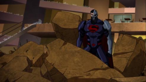 Cyborg Superman-I Still Live!