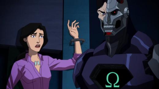 Cyborg Superman-I'll Finish You Off Later!