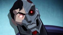 Cyborg Superman-I'm Not That Easily Beaten!
