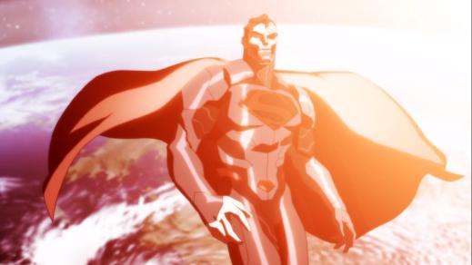 Cyborg Superman-Nuclear War Averted!