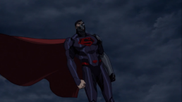Cyborg Superman-Protection From Above!