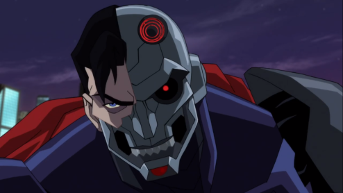 Cyborg Superman-Time To Unleash My Own Tyranny!