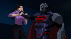 Cyborg Superman-Your Love For Superman Will Tragically End, Lois!