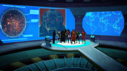 Justice League-Darkseid Must Be Stopped For Good!