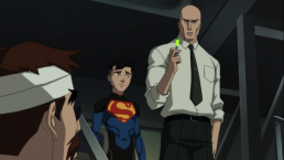 Lex Luthor-Tell Him The Truth, Dabney!