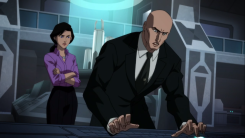 Lex Luthor-There Was A Purpose Behind My Arms Sales!