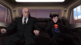 Lex Luthor-You're A Corporate Disaster!