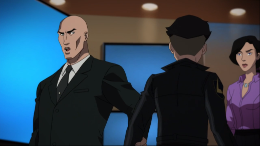 Lex Luthor-You're Not Going Anywhere, Son!