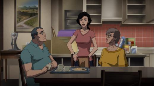 Lois Lane-Investigation Time!