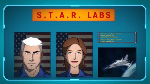 Lois Lane-It's Cyborg Superman Revealed!