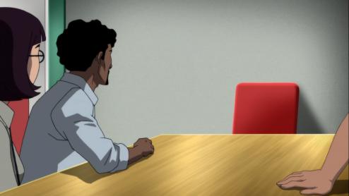 Lois Lane-M.I.A. At Work!