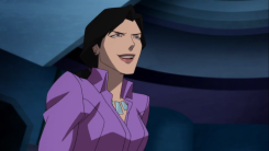 Lois Lane-You're Nothing But A Robotic Tool For Darkseid, Hank!