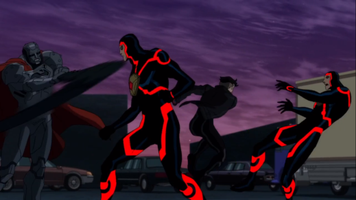 Steel-Let's Bring The Beatdown, Superboy!