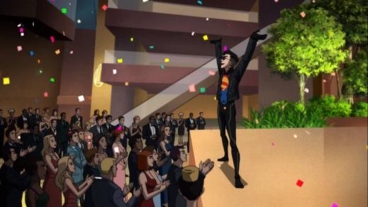 Superboy-Hello, Metropolis!
