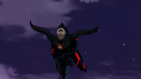Superboy-Pursuit Denied!