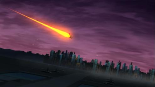 Superman-I've Gotta Hurry!