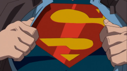 Superman-Time To Go!