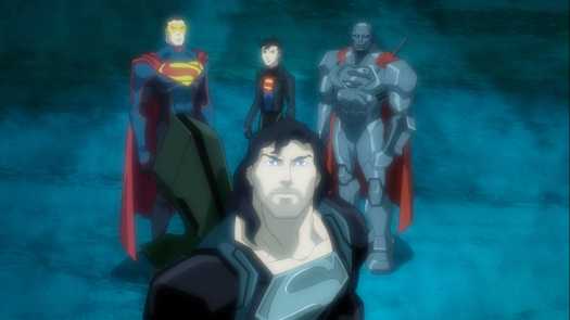 Superman-We're A Super Army Of One!