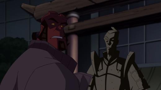 Hellboy-At Least I'm Back!