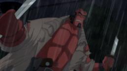 Hellboy-Broken, But Not Defeated!