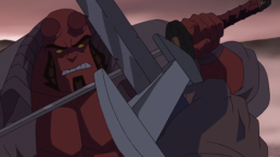 Hellboy-Come Get Some, Demon!