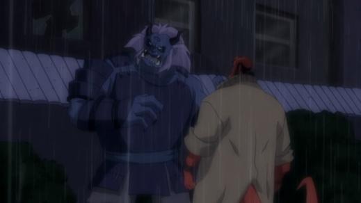 Hellboy-Go Get Your Hammer, Dum-Dum!