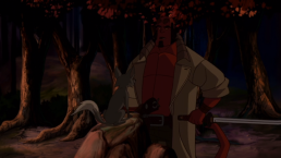 Hellboy-How Can You Help Me!