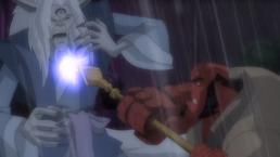 Hellboy-How I Can Hurt A God!